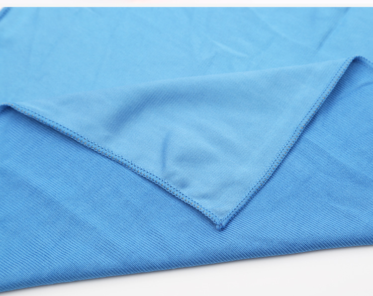 wholesale lint free microfiber glass cleaning cloth microfiber shiny window cleaning cloth 40cm*40cm