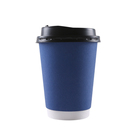 Eco-Friendly Take Away Double Wall Coffee Paper Cup 12Oz For Coffee