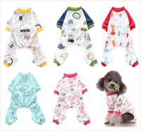 Cool Dog Outfits Designer Funny Pup Crew Small Dog Pajamas