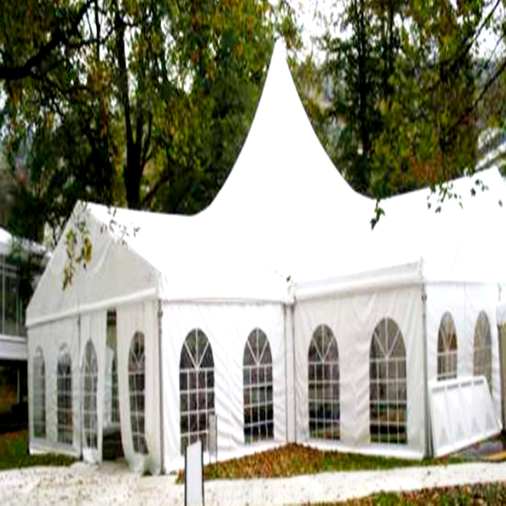 cheap wedding party ceremony tents make by PVC for sale