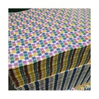 Custom Food Grade Printed Greaseproof Wrapping Paper Kit 7