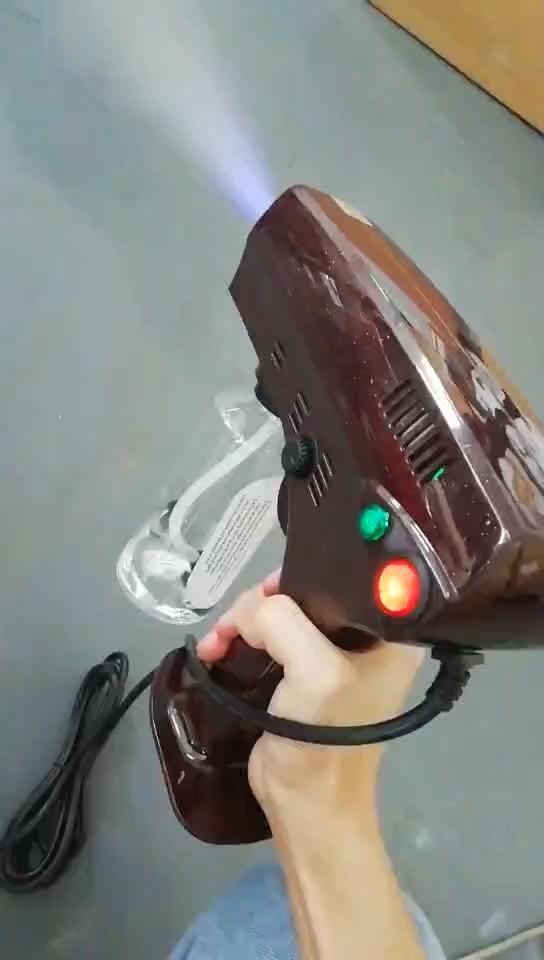 Hair Care Spa Humidifier Hair Steamer Nano Spray Steam Gun
