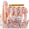 Thick Pink 22pcs set