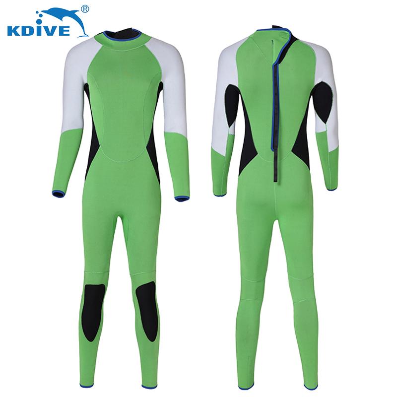 Professional neoprene wetsuit factory custom pattern diving wetsuit 7mm