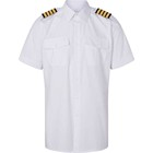 100%cotton Industrial Unisex Work Shirts and Tops Shirt for Men air line uniform
