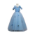RTS frozen bay girl party dress lace short sleeve petticoat evening frocks princess characters casual fancy dress
