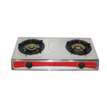 Stainless Steel 2 <span class=keywords><strong>Gas</strong></span> Cooktop