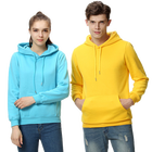 man custom fleece blank pullover hoodie women fleece hooded with pockets couple hoodies
