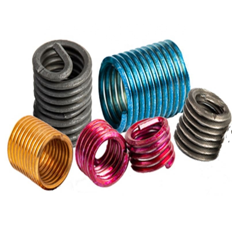 Color Wire <strong>Thread</strong> <strong>Insert</strong> Helical <strong>Insert</strong> for <strong>Thread</strong> Repair