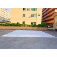 Outdoor interlocking Ballroom portable white acrylic portable aluminium frame dance floor