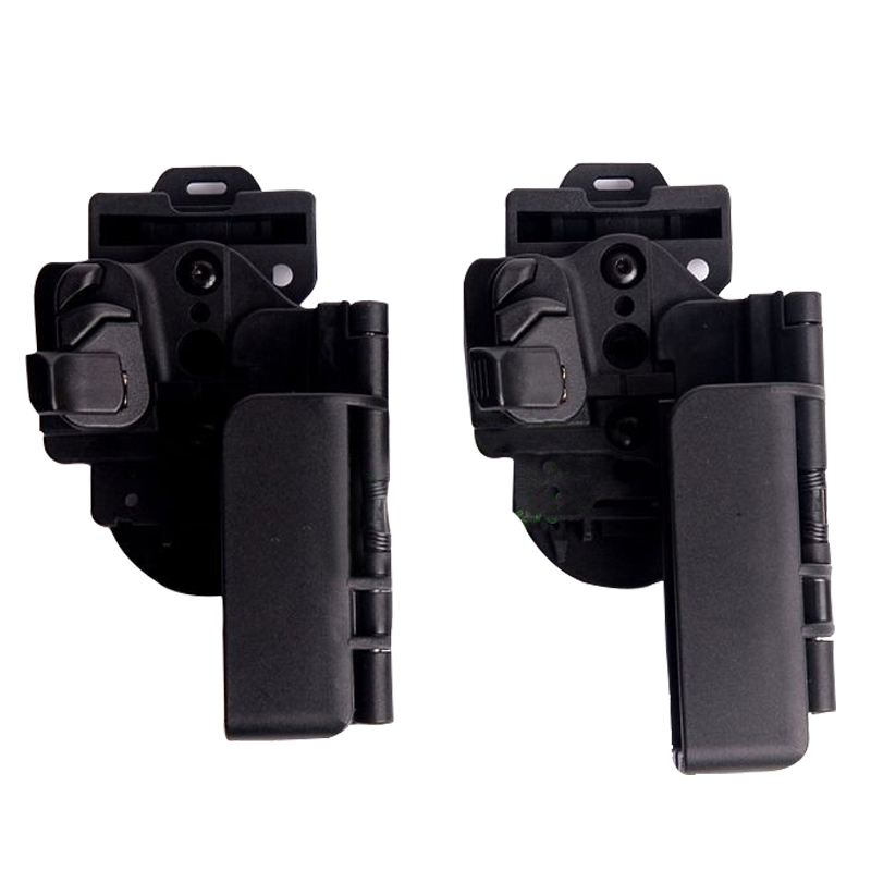 Military Airsoft Glock <strong>Holster</strong> for Glock 17 22 19 34, Quick Release Tactical Glock <strong>Holster</strong> Right Hand <strong>Gun</strong> <strong>Holster</strong>