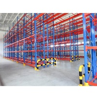Pallet racking China supplier industrial warehouse storage rack