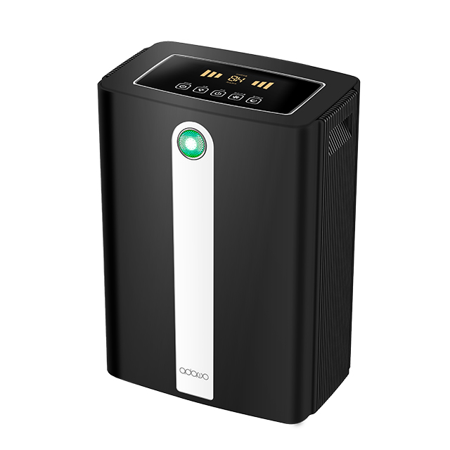 Best Selling OEM USB Battery Sterilizer Refrigerator Mini Air Purifier Ozone Generator Home Cabinet