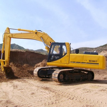 24ton Excavator with Spare Parts Hot Sale Cralwer Excavator for Malaysia