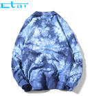 Hoodies Custom Printed Hoody Customized Wholesale Cozy Cotton Fabric Tie Dye Fashion Hoodies Custom Logo Printed Men's Hoodies