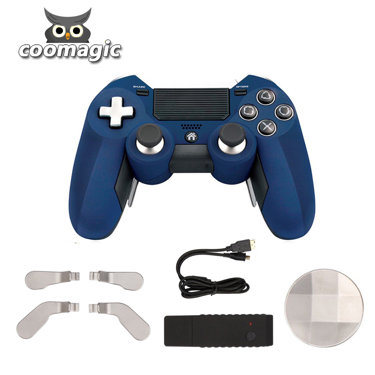 Neue vier generation Bluetooth 4,0 joystick wireless controller gamepad für ps4 playstation 4 controller
