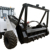 Loader attachments hydraulic grader blade mold blade with Bobcat/Kubota/Dingo plate