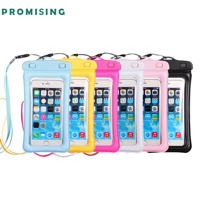 Running pouch for iphone Galaxy iphone case with mobile phone Waterproof Pouch bags