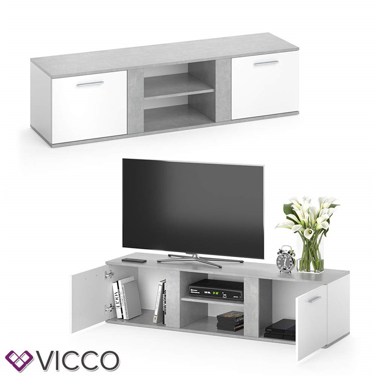 Multiple Storage Space Tv Stand Open Screen Tv Stand Tv Stand Modern