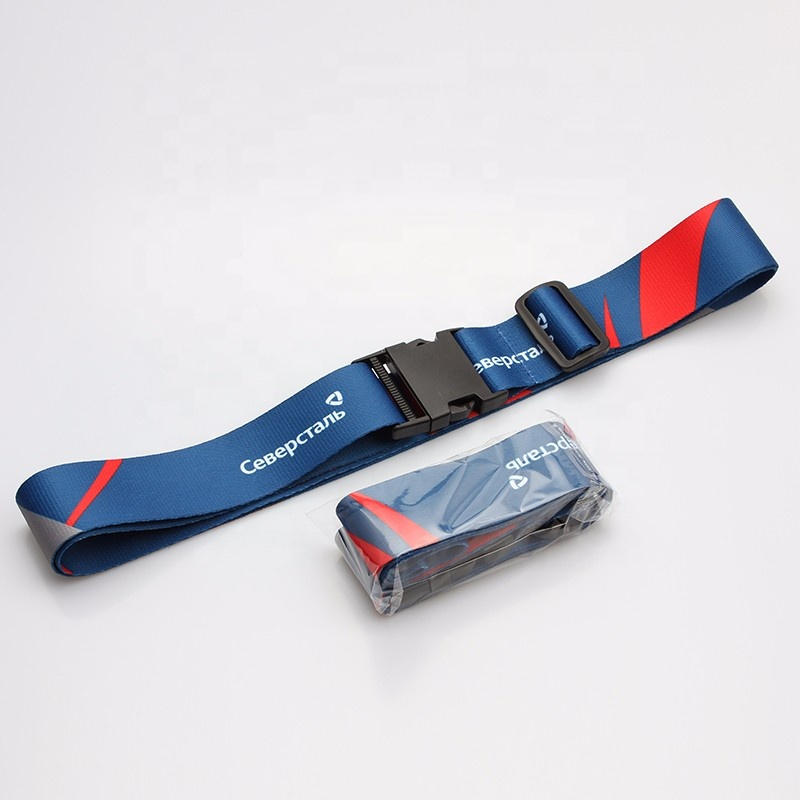 Hot sale Luggage bag belt at airport for travel