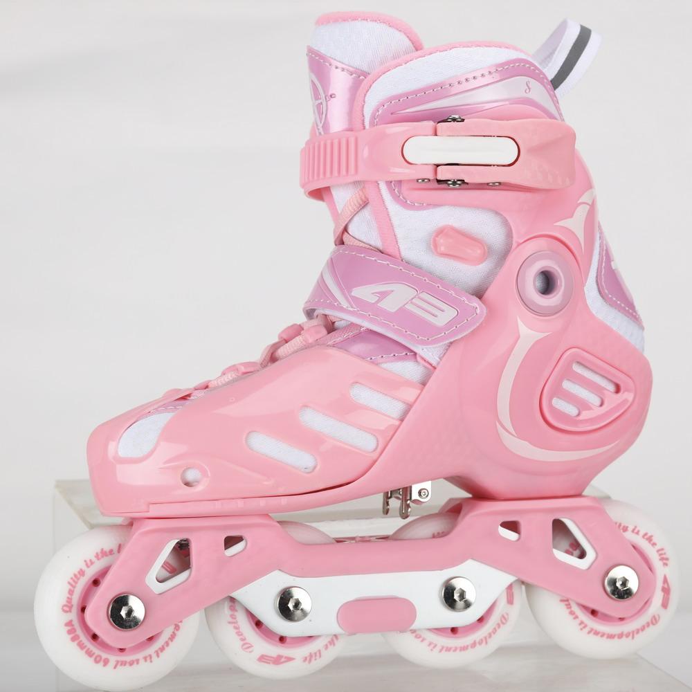 Có Thể Điều Chỉnh Inline Giày Trượt Hot Sale Bán-Mềm Inline Skate Giày Lăn 2020 Mới