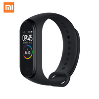 Global version Xiaomi Mi Band 4 Watch 24 Hour High Precision Heart Rate Monitoring 135mAh Color Screen BT5.0 Mi Band 4