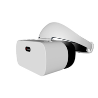 2020 New virtual reality 2K 1440*2560 HD screen all in one vr glasses 3D wifi private videos movie headband