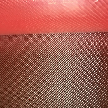 High quality twill Electroplated Glass Fiber Cloth