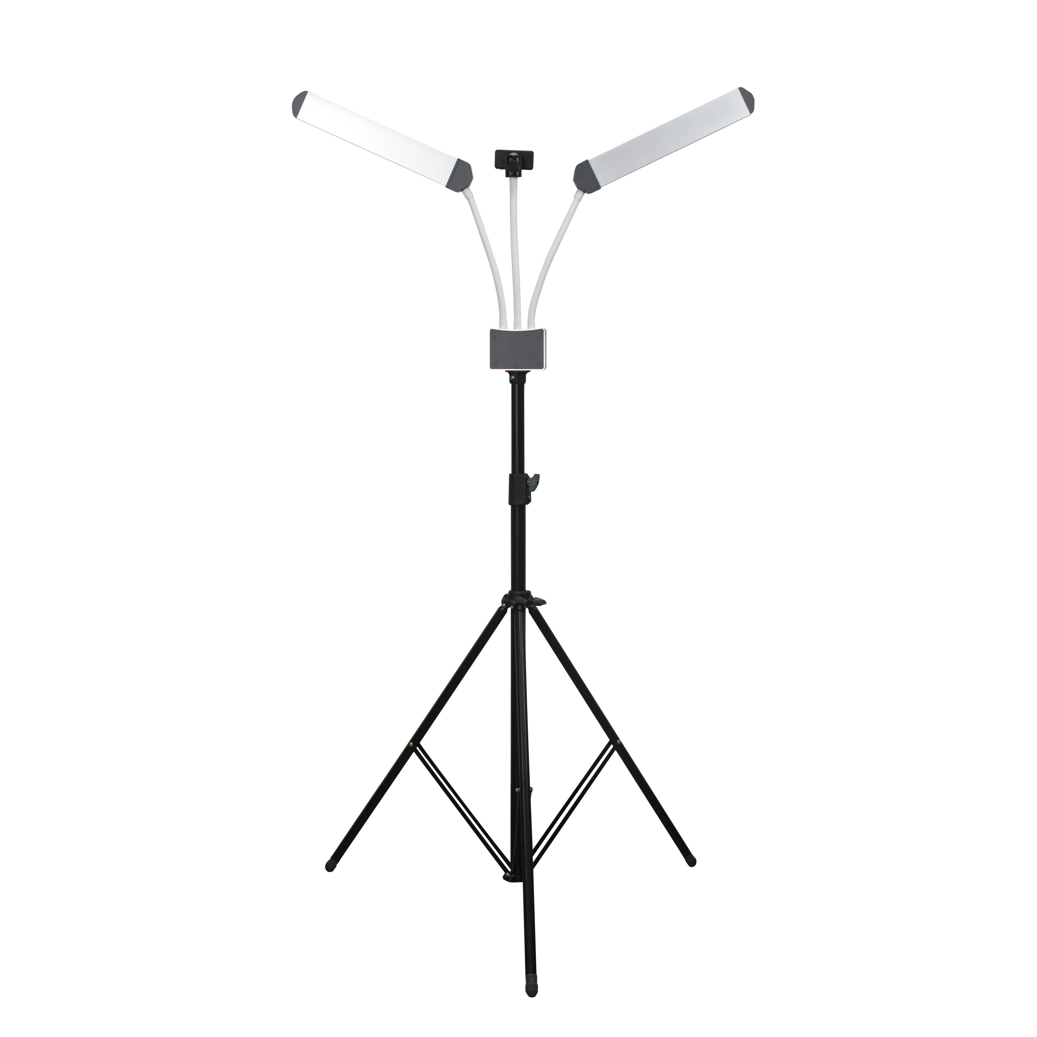 Professional Salon/Spa อิเล็กทรอนิกส์ Eyelash Light ความงาม LED โคมไฟสำหรับ Eyelash Extension