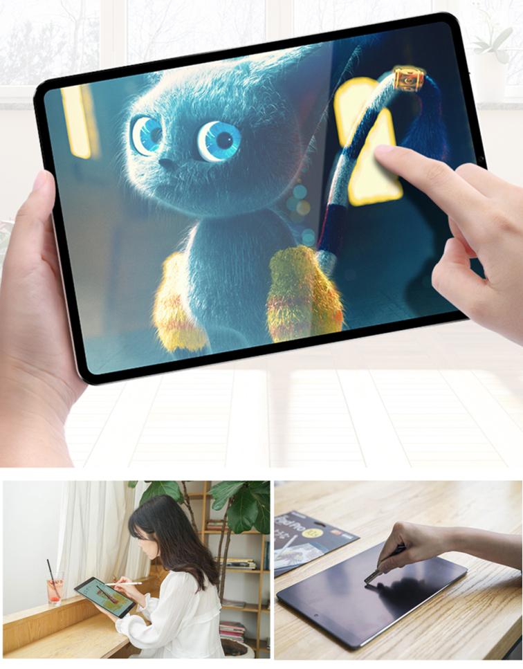 WiWU Tablet Paper Like Screen Film Protector for iPad 7.9 10.2 10.5 11 12.9 inch Matte Anti-Fingerprint Screen Guard Cover