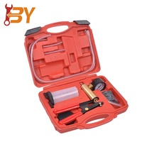 2 in 1 Brake Bleeder Kit Hand held Vacuum Pump Test Set