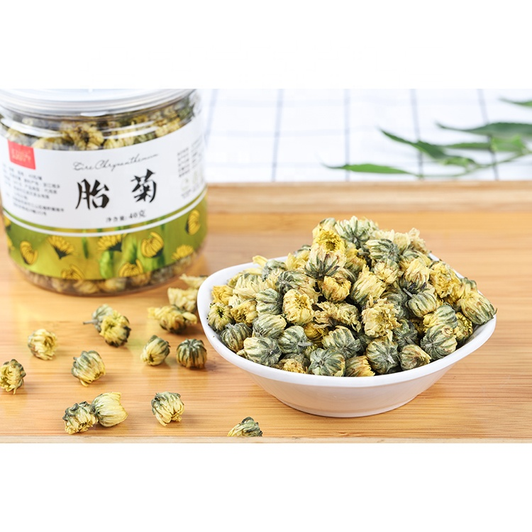 Herbal Tea Dried Embryo Chrysanthemum with Best Service