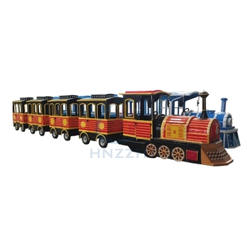 16 Persons Shopping Mall Electric Trackless Train for Sale