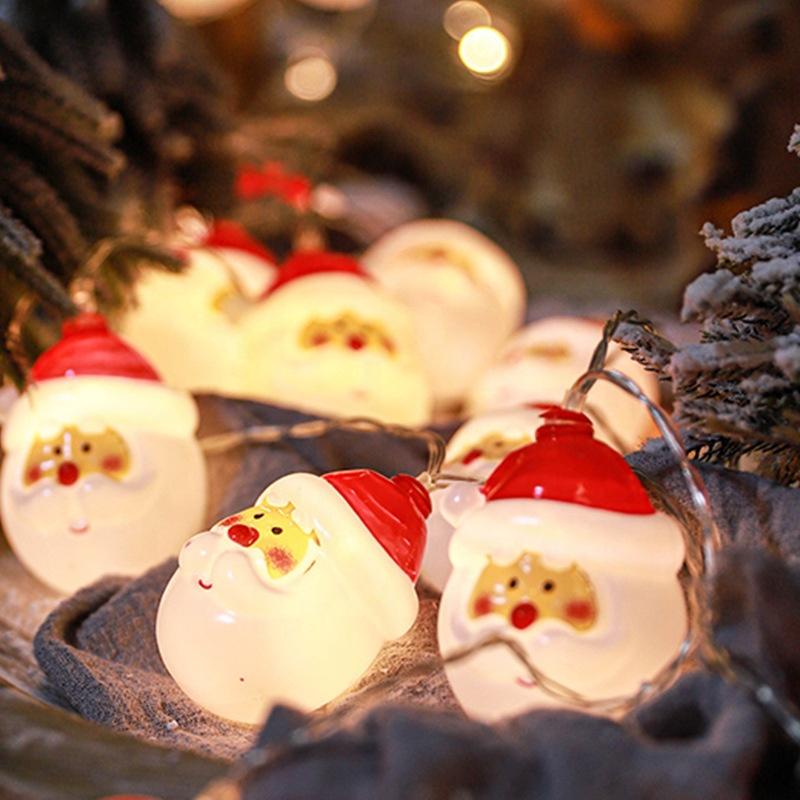 Christmas Decoration Lights Christmas Tree Led Lantern String Christmas Lights Wholesale