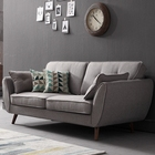 Sofa Nordic Style Recliner Living Room Twin Sofa 2 Seater Modern