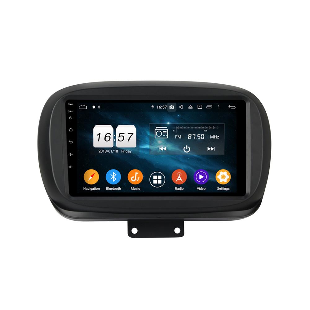 Android 9 0 Mobil Gps Navigasi Video Untuk F Iat 500 2014