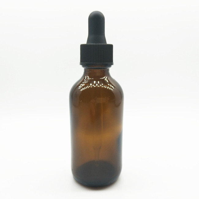 60ml amber boston glass dropper bottle,60ml amber glass dropper bottle with childproof cap for essential oil/cosmetics
