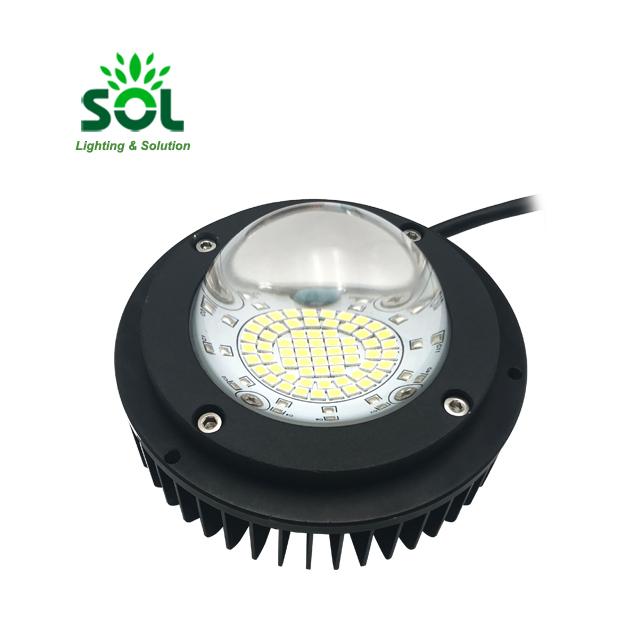 High Quality SMD 3030 6500K DC Round LED Outdoor Flood Light