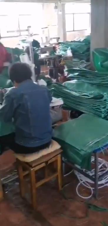Factory price 25kg50kg Postal logistics express special packaging polypropylene woven bag