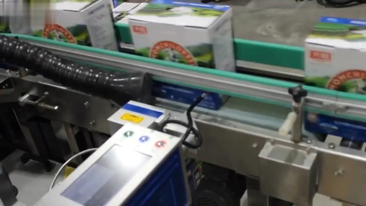 Raycus Max MOPAเลเซอร์การพิมพ์Coding Machineเครื่องพิมพ์อุปกรณ์PL-420 บินที่พูดได้หลายภาษา