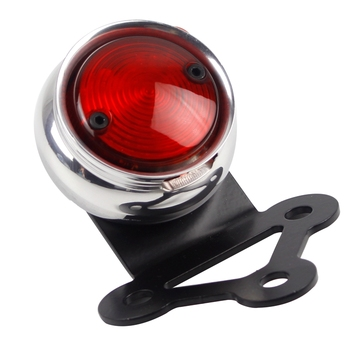 Motorcycle Rear Tail Light Brake Turn Signal Tail Stop Lamp Taillight Universal for Harley Chopper Cafe Racer Bobber Motorcycle