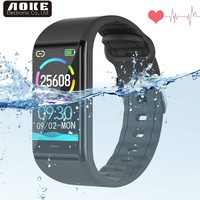 B88 Fitness Sport Smart Wristband,Waterproof smart fitness tracker with ce rohs Heart Rate Monitor fitness Sport Smart Bracelet