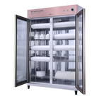 Commercial Double Door Sterilizing Cabinet Multi-Functional Tableware Large Capacity Kitchen Appliance