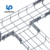 ningbo lepin factory hot sell 200mm 120mm galvanized cable tray hanging accessories ftth wire mesh cable tray for network server