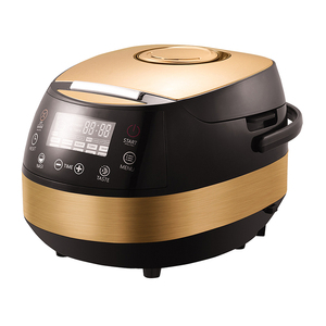 700w LCD display Multi function cooker electric non stick inner pot rice cooker