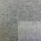 100% Cotton Grey Canvas Fabric Manufacturer Fashion Grey Blended Yarn Canvas Spandex Cotton Jacquard Fabric for Bed Sheet in Roll
