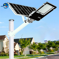 300 LED outdoor waterproof 150 watt factory outlet high brightness smd solar energy power led street light