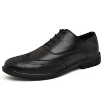 Italian high range handwork brogues men office shoes