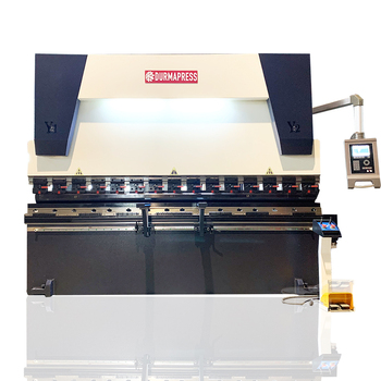 Delem DA66T or DA52s maximum 8+1 Axis metal sheet plate hydraulic CNC press brake machine
