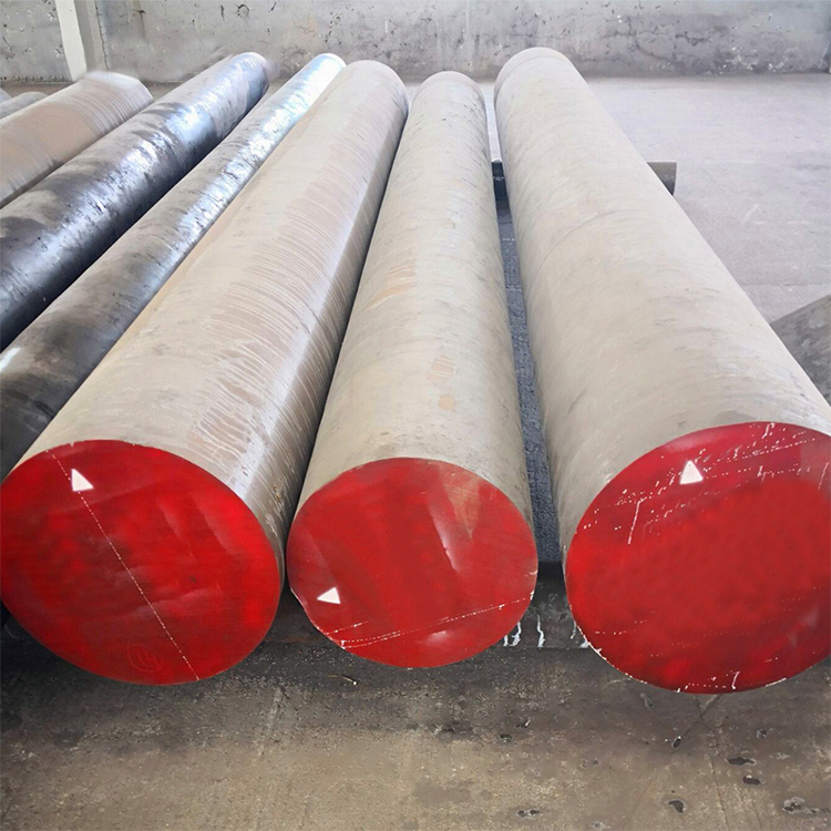 Reliable After-sales Service S45C Steel Round Forged Alloy Steel Bar